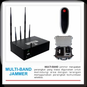 multiband jammer